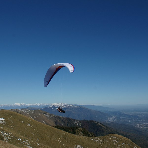 galerie Paragliding Bassano