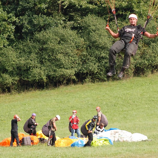 galerie Paragliding basic course 5.9. - 12.9. 2015